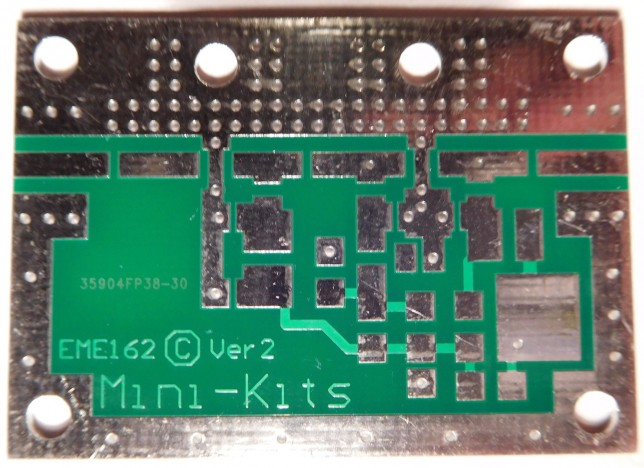 EME162 PCB (front)
