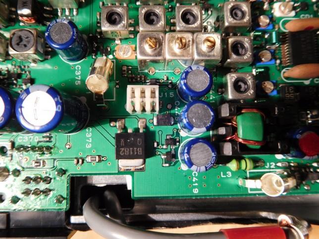 Original fuse F1002