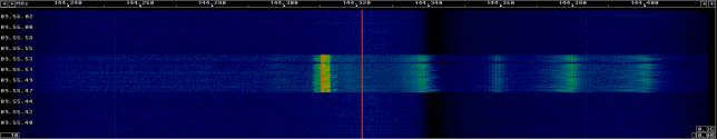 Huge phase noise from another 144MHz station