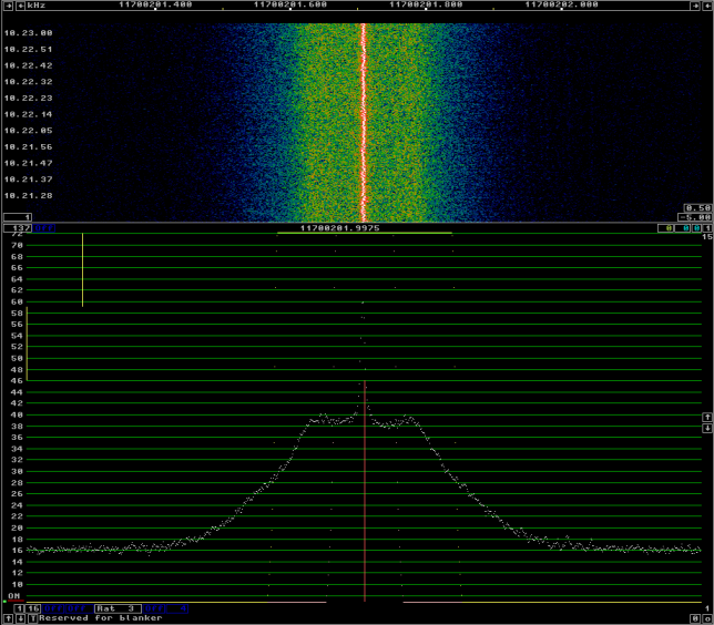 10MHz GPSDO and 27MHz PLL
