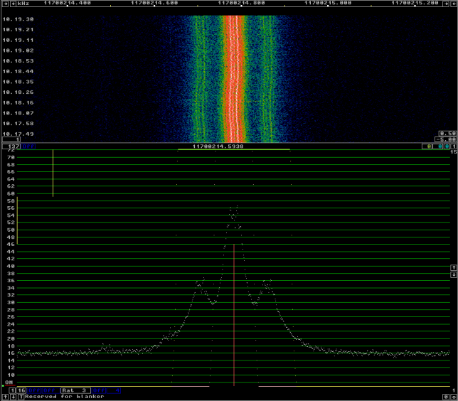 Si5351A with 27MHz OCXO generating 10MHz and 27MHz PLL