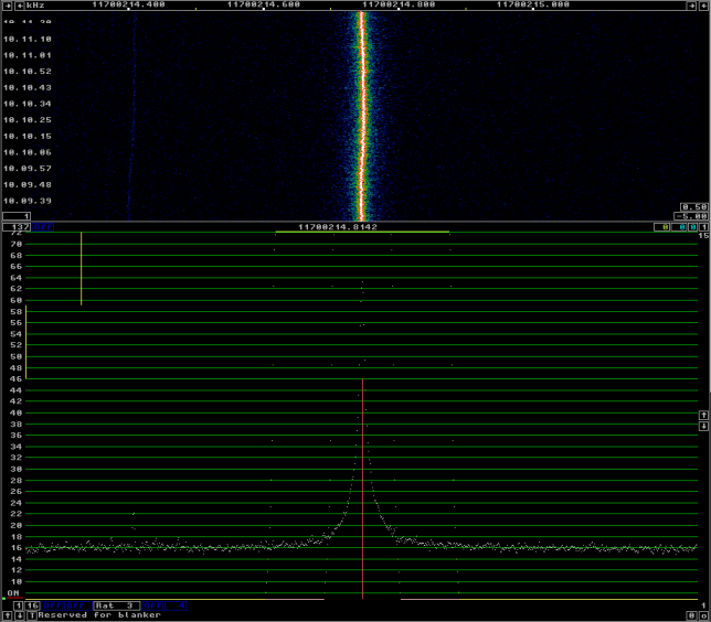 Si5351A with 27MHz OCXO