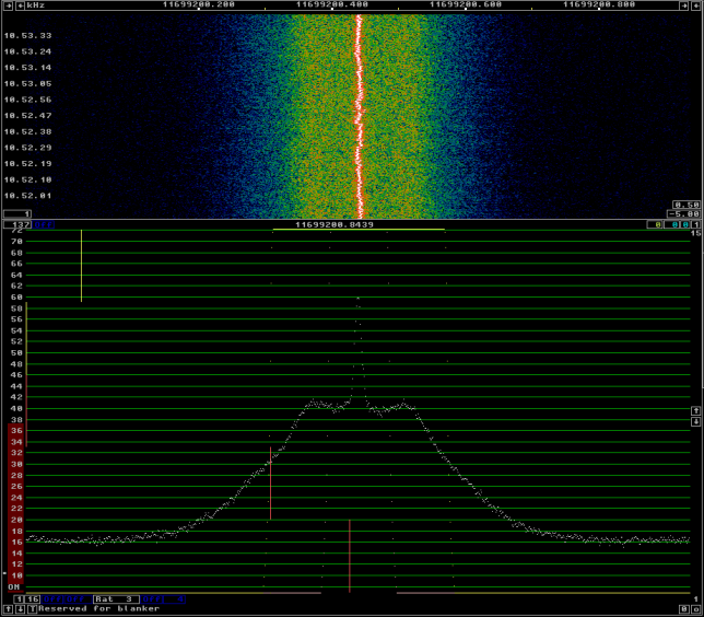 10MHz 0.25ppm TCXO and 27MHz PLL