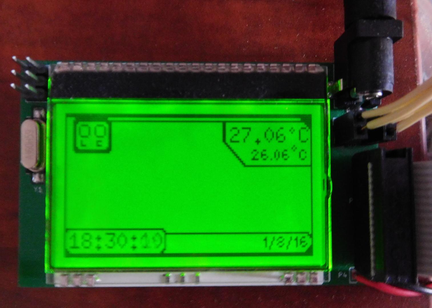 Arduino aquarium controller daniel estévez