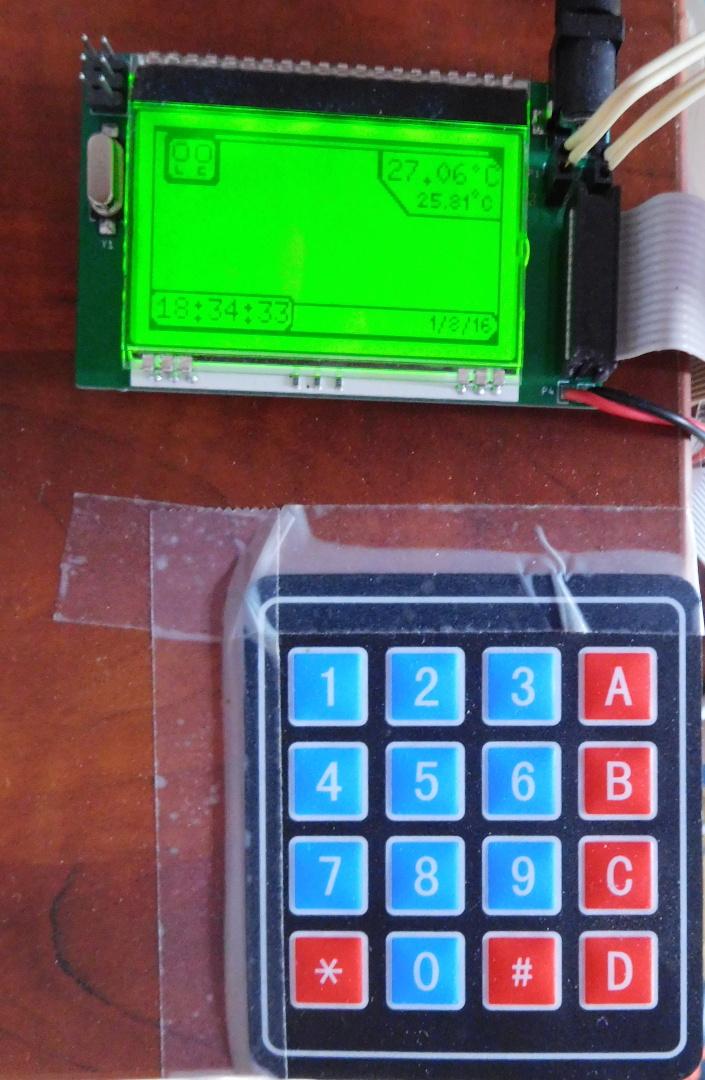 Arduino aquarium controller – Daniel Estévez