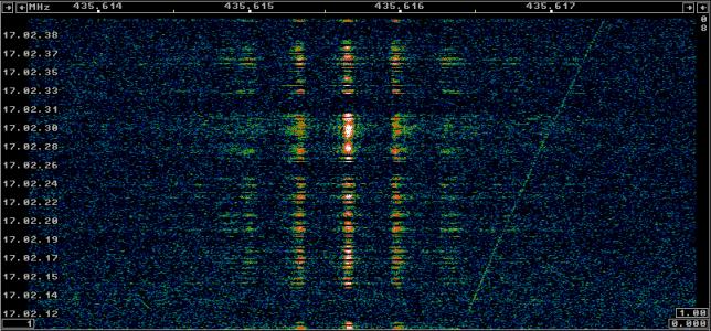 CAS-2T malfunctioning FM downlink