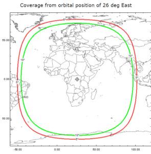 Zelf de Es'Hail 2 geostationaire Sat ontvangen! | HamDigitaal nl